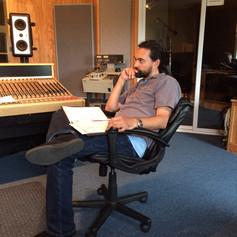 Joe Wagner in studio.JPG