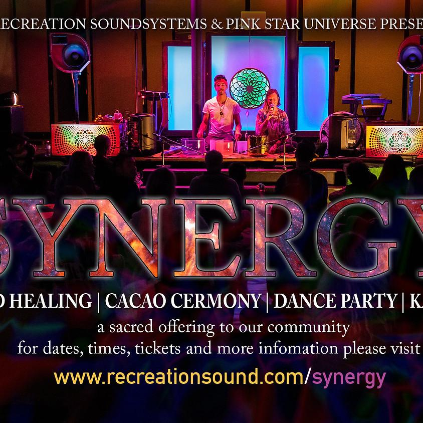 Recreation Presents: SYNERGY 5/18