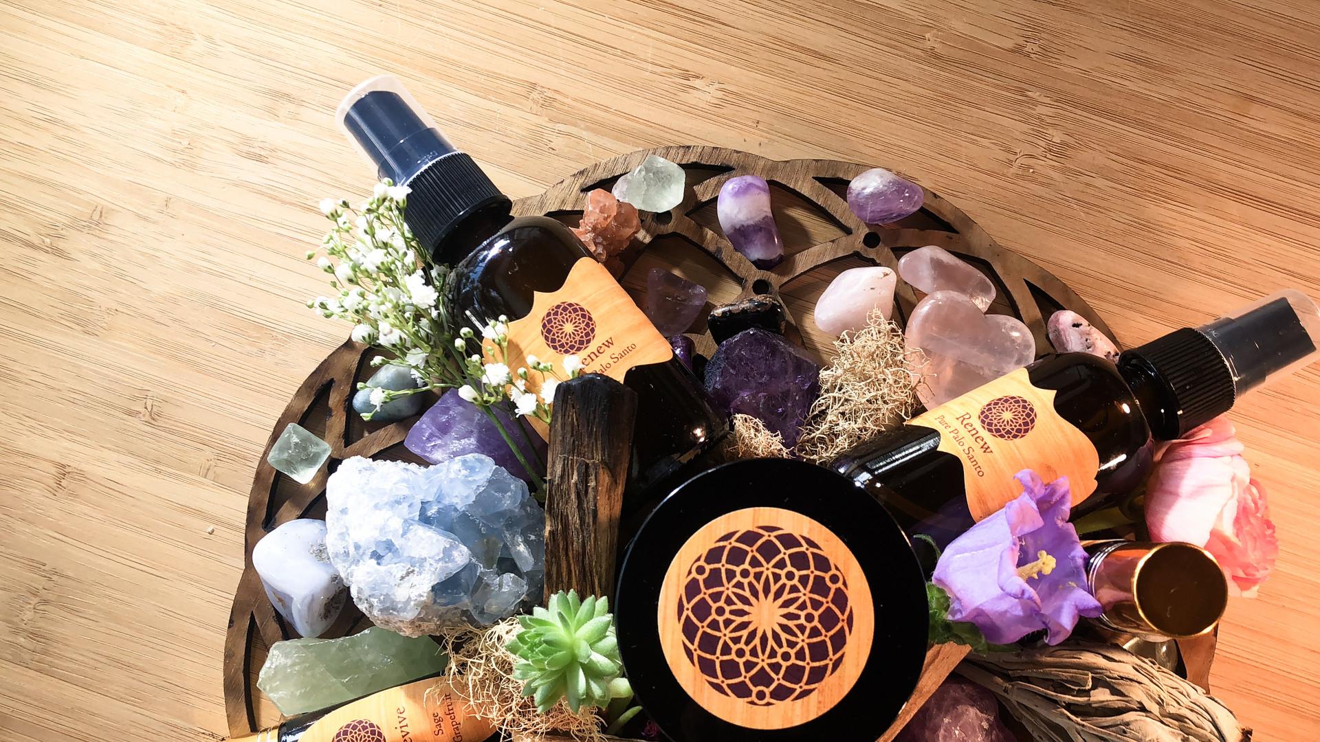 Aromatics and Bath Salts by Recreation