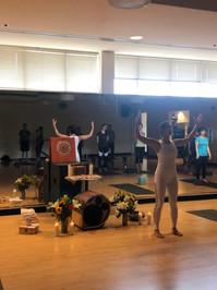 Recreation Yoga Event