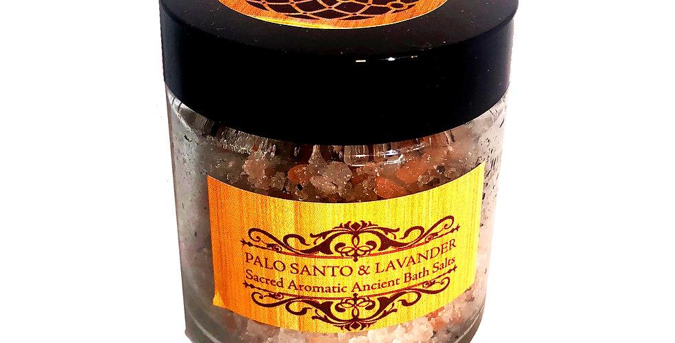 Palo Santo & Lavender Bath Salts