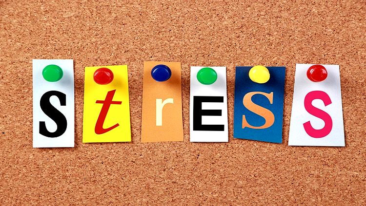 Stress? Here are some healthy ways to deal with it.
