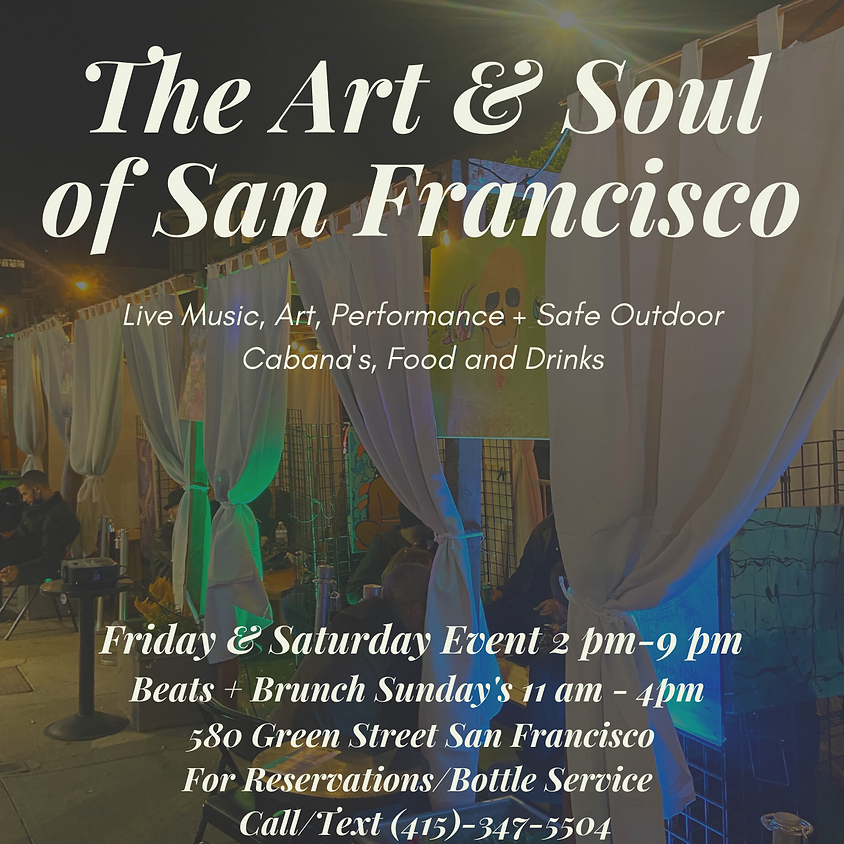 Art and Soul Weekends