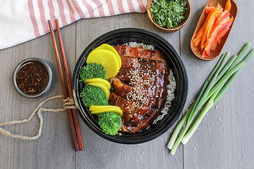 Unagi Bowl Meal Kit (single serving)