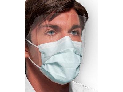 Protetor Facial Isofluid FogFree®
