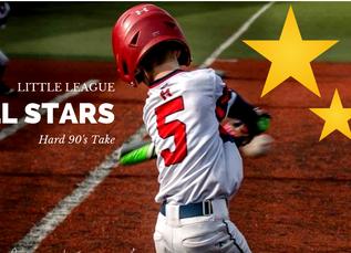 Little League All Stars