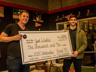 Winkler Wins 2018 Alumni Scholarship