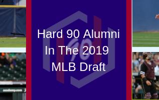 H90 Alumni In MLB Draft