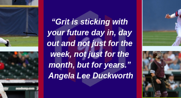Grit - One of Baseball's Greatest Lessons