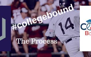 #collegebound THE PROCESS