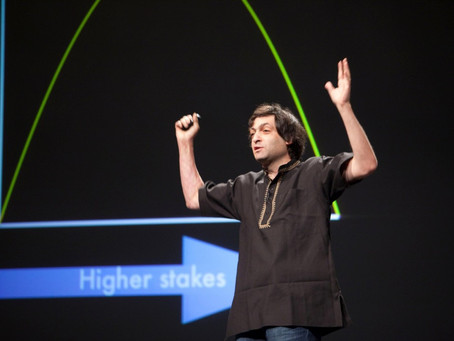 Dan Ariely: Artificial Intelligence can Amplify our Mistakes or Optimize our Behavior