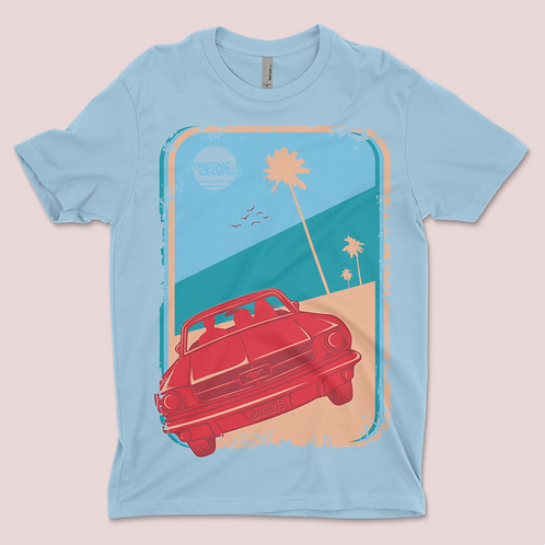 California Mustang Tee - More colors available