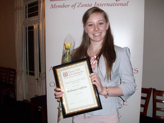 Young Women in Public Affairs Award 2011