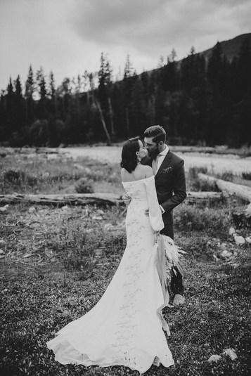 Whitecourt Alberta Wedding
