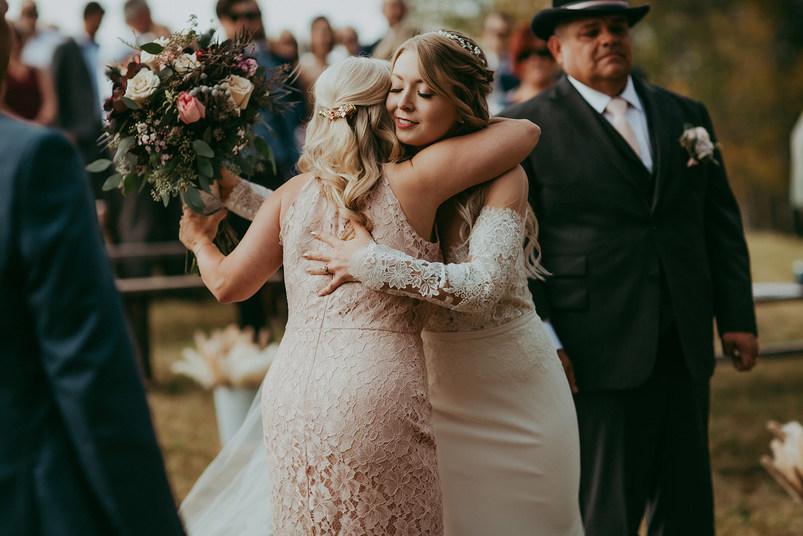Edson Alberta Wedding