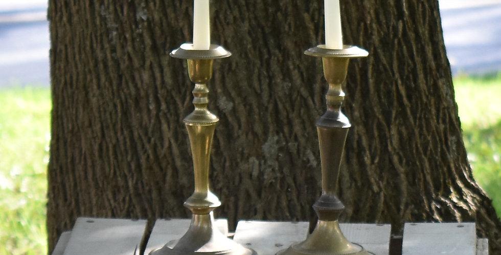 Bronze Candle Sticks