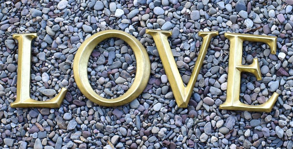 L-O-V-E Letters