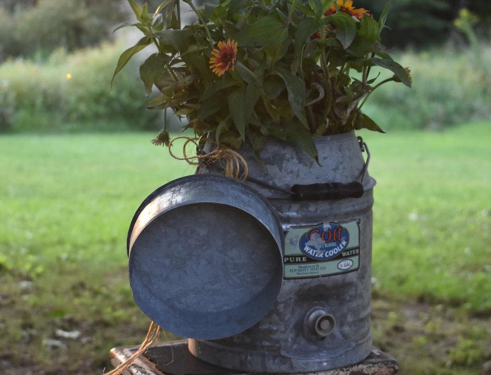 Galvanized Water Dispenser