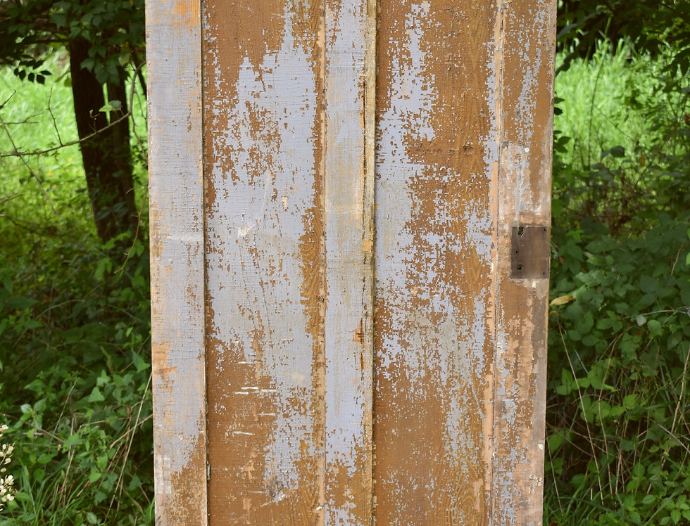Rusty Vintage Door