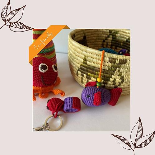 Animal Motif (Elephant) Basket