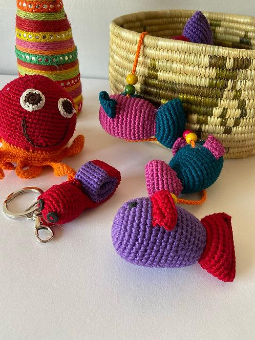 Crochet Gift Hamper - Kids