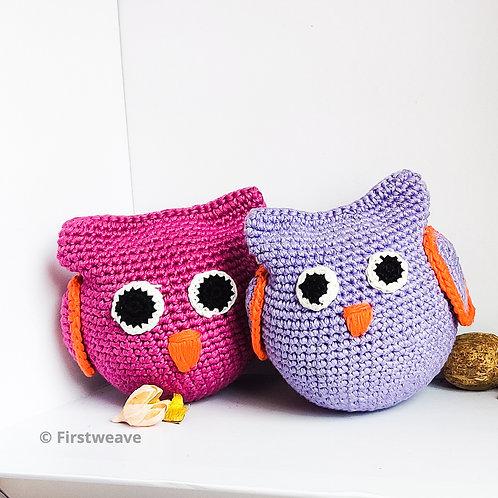 Owl Ball Combo Of 2
