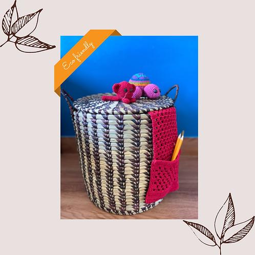 Crow Feet Basket