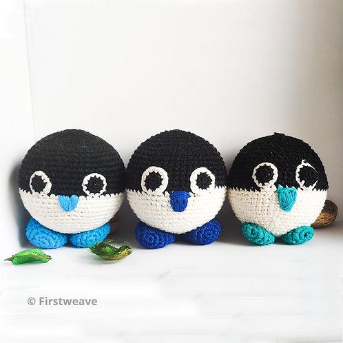 Penguin Ball Combo Of 3
