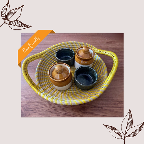 Serving Tray Round - Small