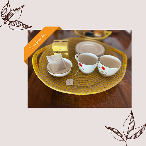 Serving Tray Round - Large