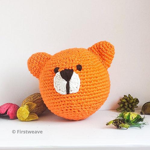 Teddy Ball Orange