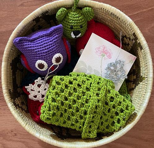 Crochet Gift Hamper - Family