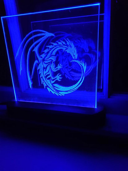 Dragon Glass-Light