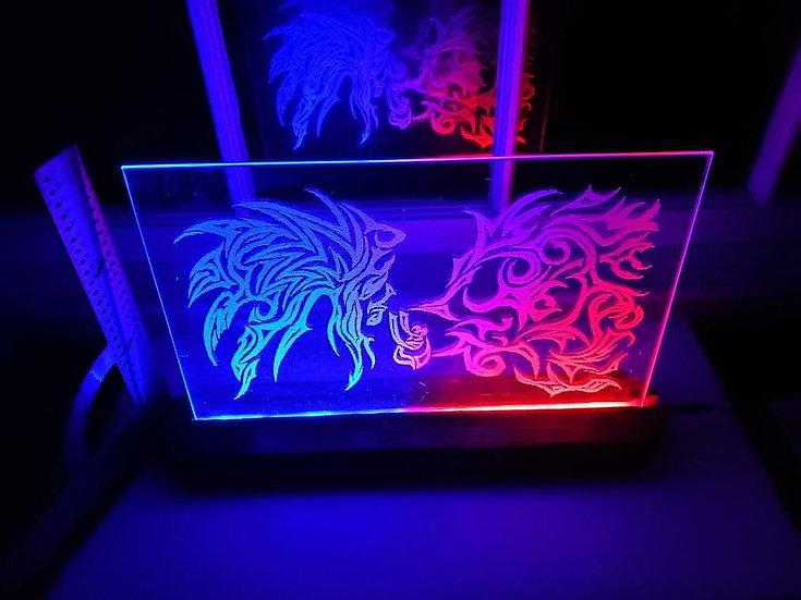Madara Glass Light