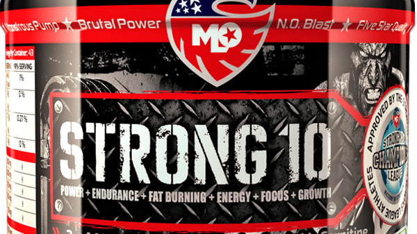 Strong 10    454gr