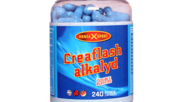 CreaFlash alkalyd, 480 Kapseln
