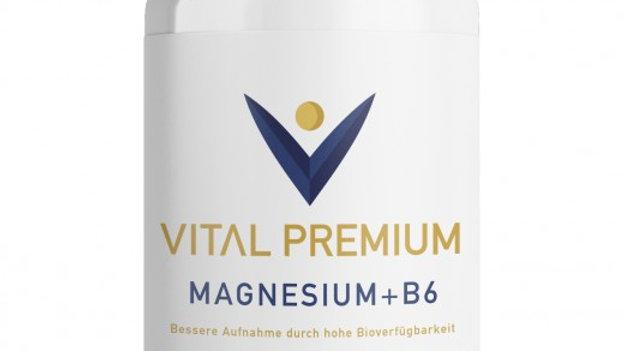 Magnesium Citrat 60 tabs