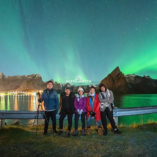 Lofoten Senja Tromso