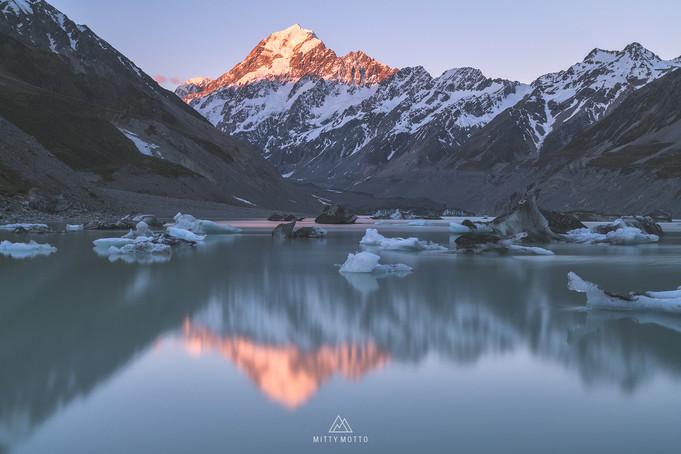 ทัวร์นิวซีแลนด์ by Mitty Motto