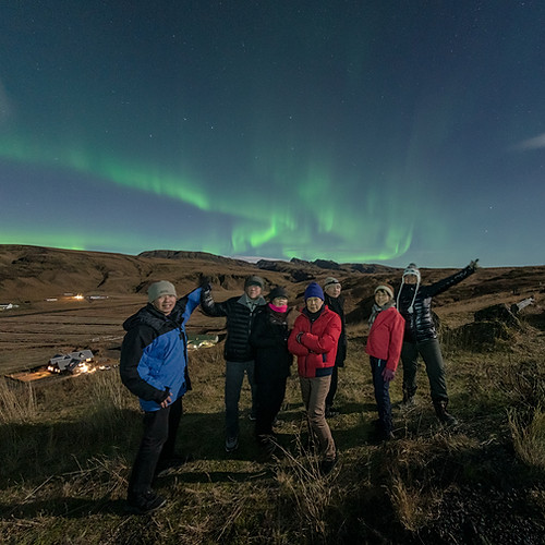 Iceland Aurora Hunting