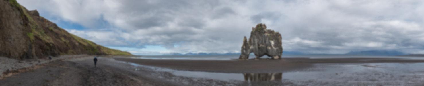 Hvitserkur, Iceland - ทัวร์ไอซ์แลนด์ โดย มิตตี้ มอตโต้
