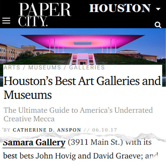 Houston's Best Art Galleries and Museums