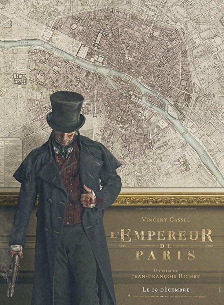 Jérémy Senelier  L'empereur de Paris