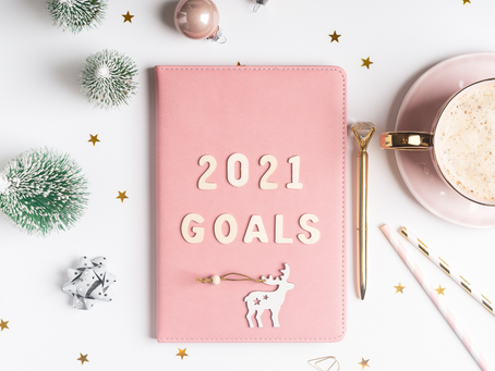 How To Push Yourself to Achieve Your 2021 Goals