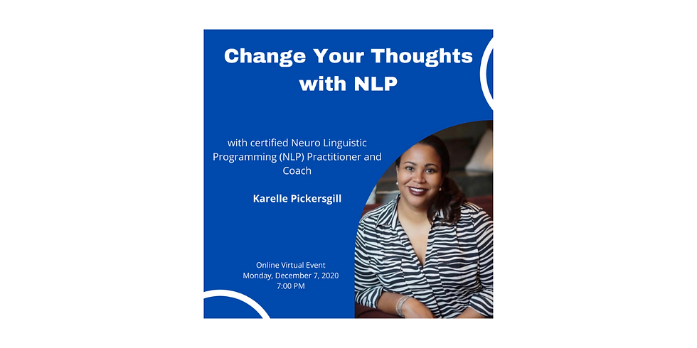 Change Your Thoughts with NLP (Neuro Linguistic Programming)