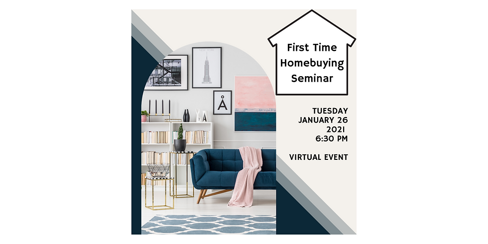 Real Estate Home Buying Seminar for 2021