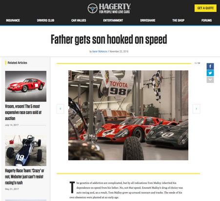 Father gets son hooked on speed