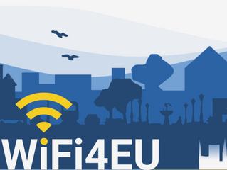 WiFi gratuito nei luoghi pubblici - Unione Europea