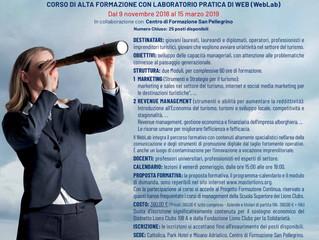 """Tourism & Hotel Management - VIII ed. -Scuola Superiore dei Lions Club """"Maurizio Panti&quot"""