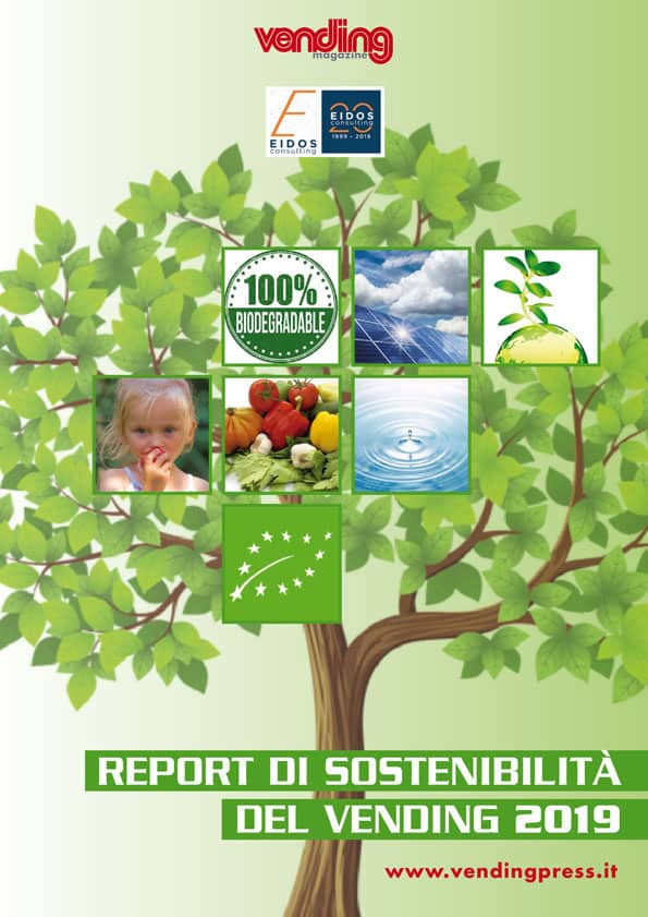 Clicca nell'immagine per leggere il Report di Sostenibilità 2019